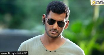 Vishal Finds Himself In A New Controversy