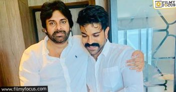 When Pawan Kalyan Recommended Ram Charan's Name For A Super Hit Film
