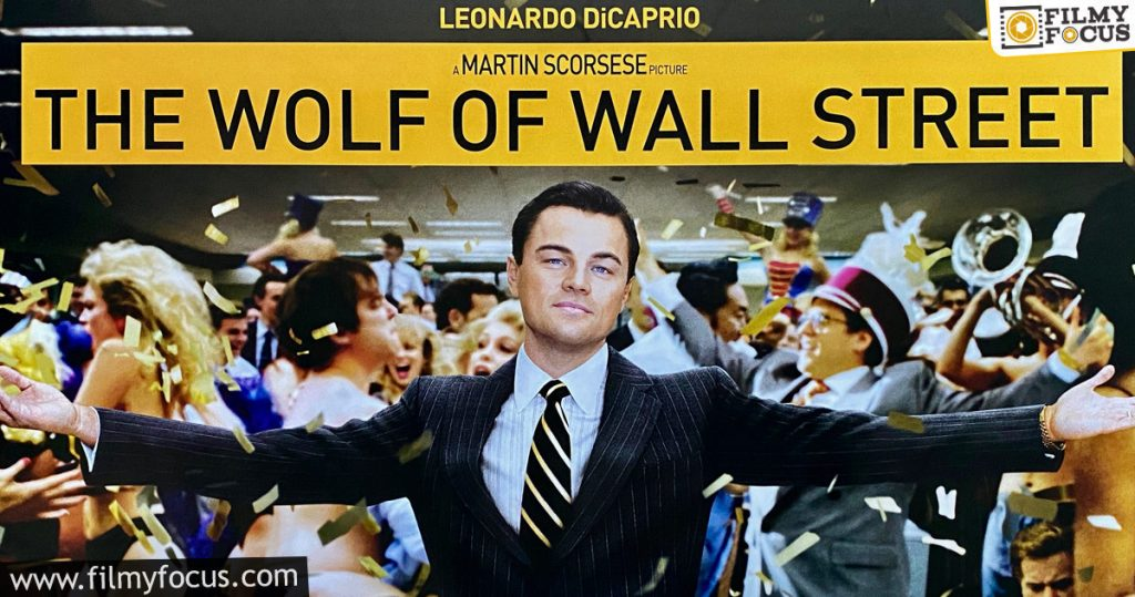 2 The Wolf Of Wall Street