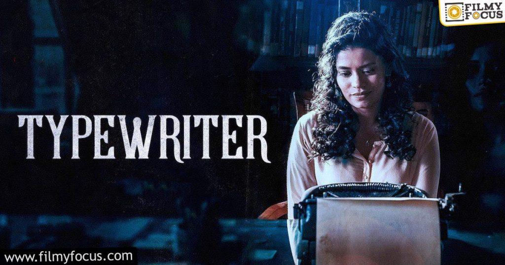 4 Typewriter