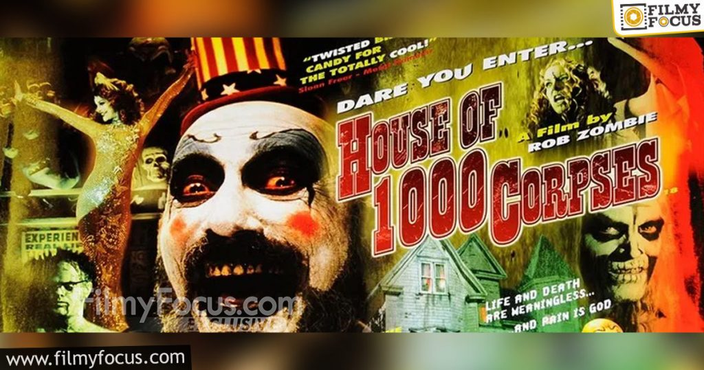 5 House Of 1000 Corpses Movie