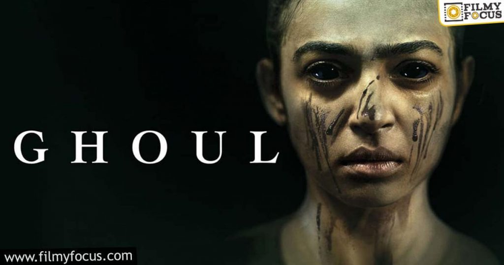 7 Radhika Apte In Ghoul Movie