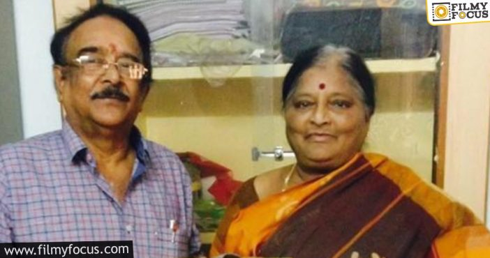 Ace Writer's Wife Passes Away Today