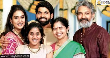 After 2 Weeks In Quarantine, Ss Rajamouli And His Family Tested Covid Negative