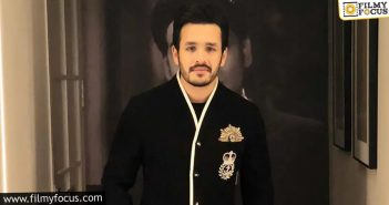Akhil Akkineni Confirms His Next Project