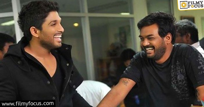 Allu Arjun Becomes New Fan Of Puri Podcasts
