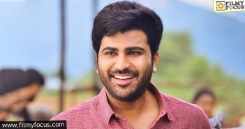 Asian Cinema Announces Project With Sharwanand