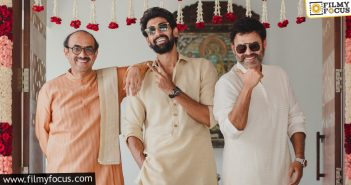 Daggubati's All In Style And Ready For Rana's Wedding