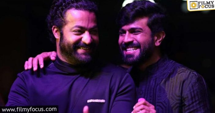 Different Getups Of Ram Charan, Ntr To Be The Main Highlight Of Rrr