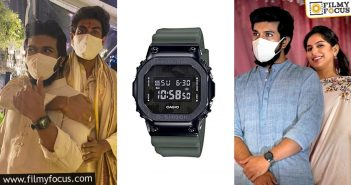 Do You Know The Cost Of Ram Charan's Watch