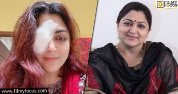 Fans Pray For Khushbu's Recovery As She Undergoes Eye Surgery