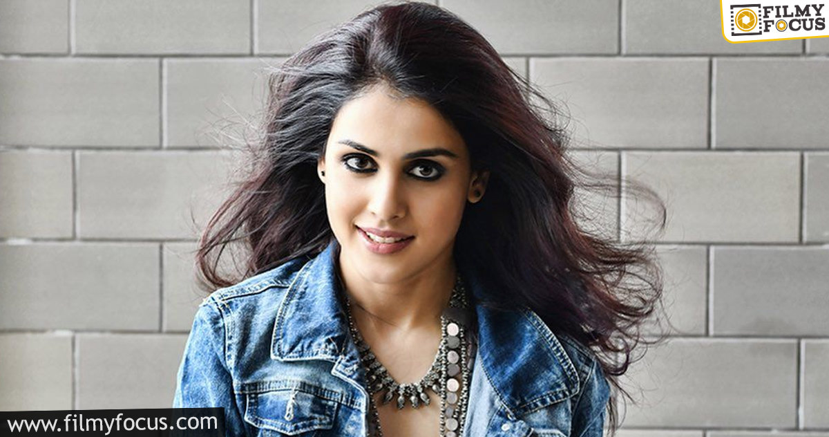 Genelia Recovers From Covid After Tested Positive 21 Days Back