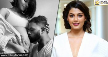 Gopala Gopala Actress Anisha Ambrose Delivers Baby Boy1