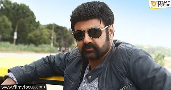Is Balakrishna Going To Be Monark Or Bonanza