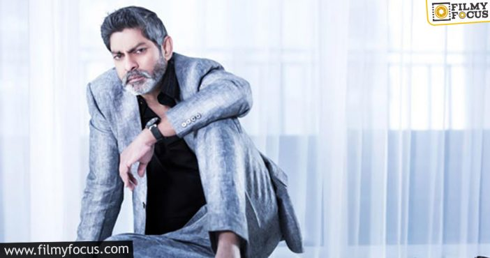 Jagapathi Babu Okays Another Web Series