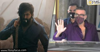 Kgf2 To Be Delayed Further With Sanjay Dutt Taking A Break