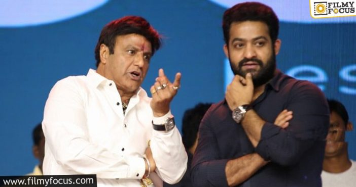 Ntr Jr. In Balayya's Next, Is That Possible