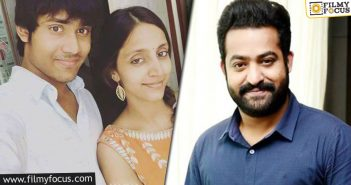 Ntr's Brother In Law To Enter Films Soon