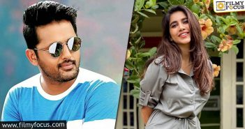 Nabha Natesh Confirmed For Nithiin's National Award Film Remake