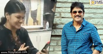 Nagarjuna's Phone Call Gives His Fan Hope