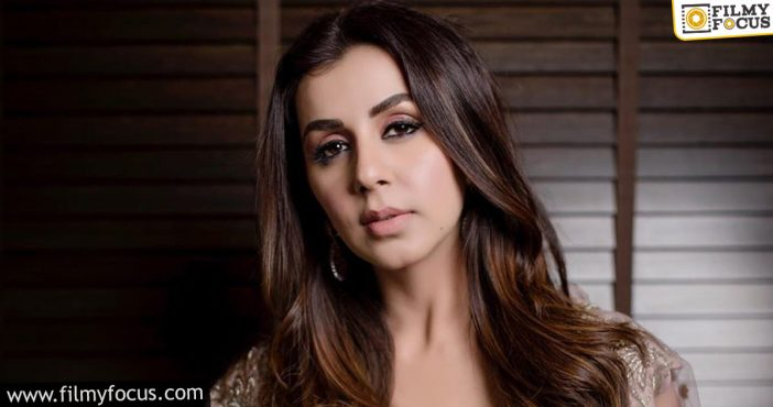 Nikki Galrani Tests Covid 19 Positive