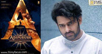 Om Raut & Prabhas Join Hands With Bhushan Kumar For A Classic Epic Drama, Adipurush
