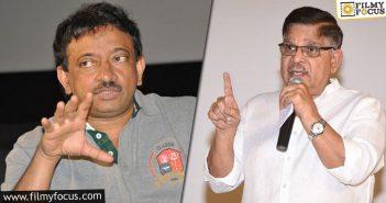 Ram Gopal Varma Decides Not To, Not Target Allu Aravind