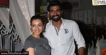 Rana And Kajal To Pair Up In The Yet To Release Film