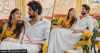 Rana And Miheeka Wedding Ceremonies Have Started