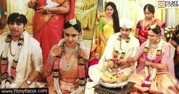 Saaho Director Ties The Knot