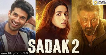 Sadak 2 Faces The Heat Of Nepotism Becomes The Most Disliked Movie Trailer