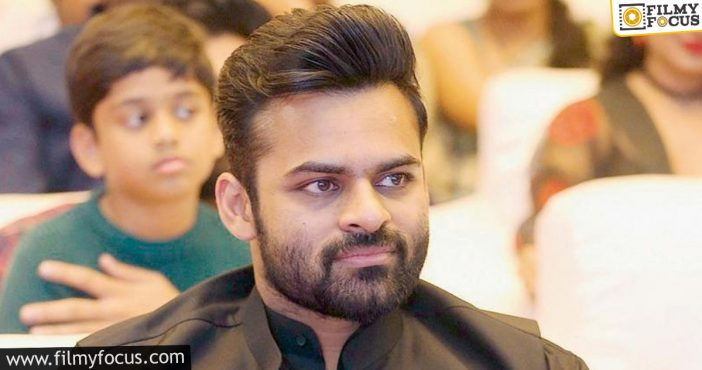 Sai Tej Signs A Project With Sukumar's Protege