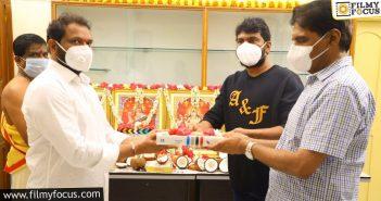 Sampath Nandi Provides A Story For Protege's Debut Film