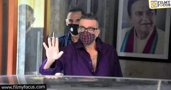 Sanjay Dutt Makes Full Recovery From Health Issues