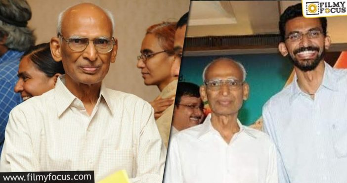 Sekhar Kammula's Father Passes Away