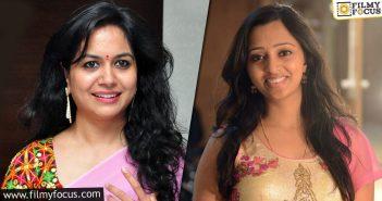 Singers Sunitha And Malavika Tested Covid 19 Positive