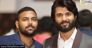 Tharun Bhascker Reveals Vijay Deverakonda Is His Property