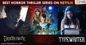 Top 9 Horror Thriller Series You Can Watch On Netflix