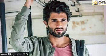 Which Project Will Vijay Deverakonda Start First