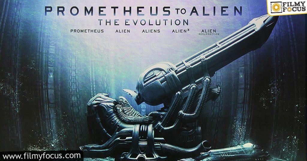 04 Alien (series Include Prometheus)