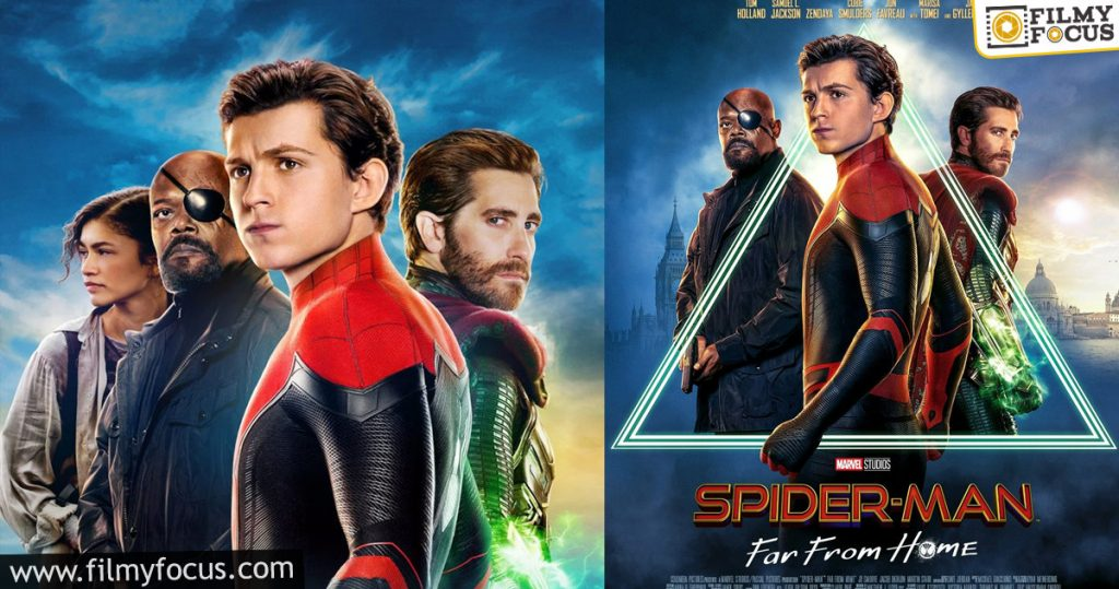 04 Spider Man Far From Home