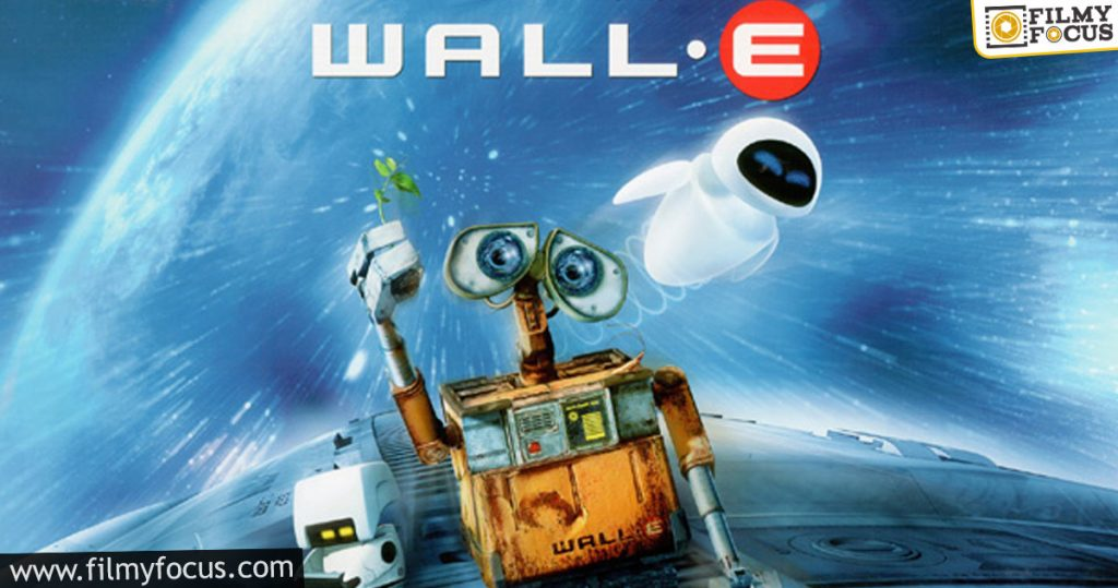 2 Wall E Movie