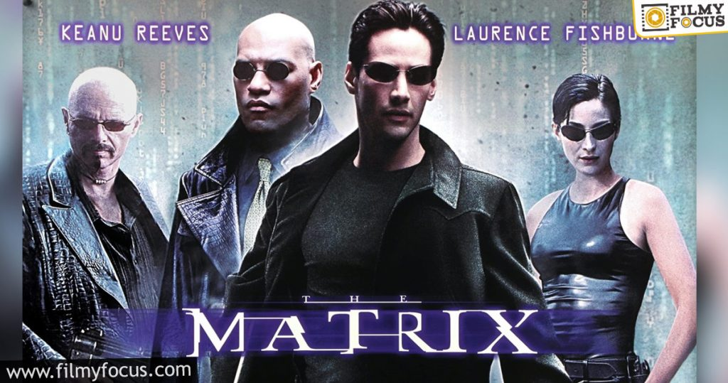 3 The Matrix Movie