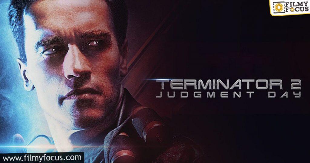 4 Terminator 2 Movie