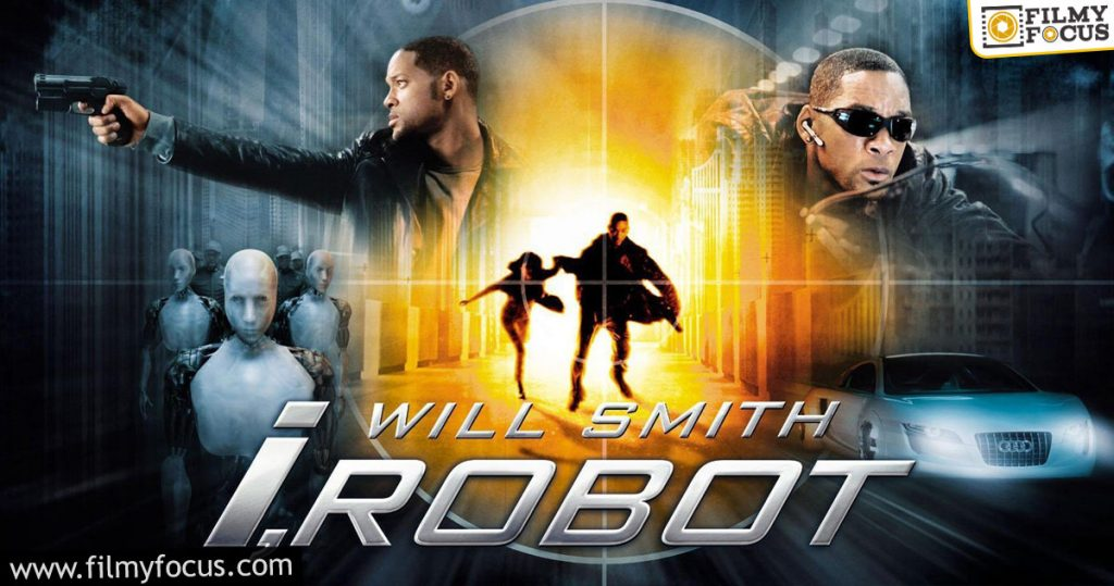 6 I, Robot Movie