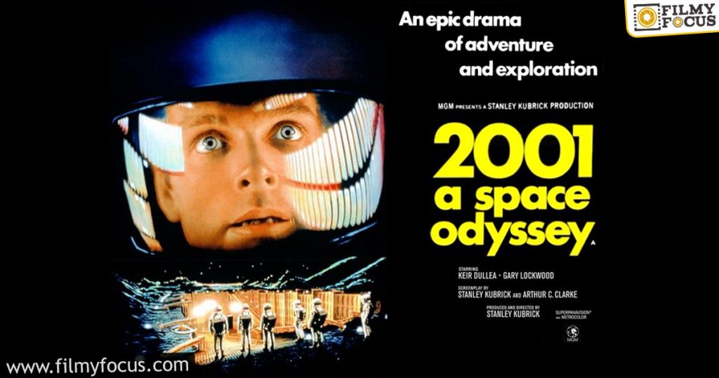 7 2001 A Space Odyssey Movie