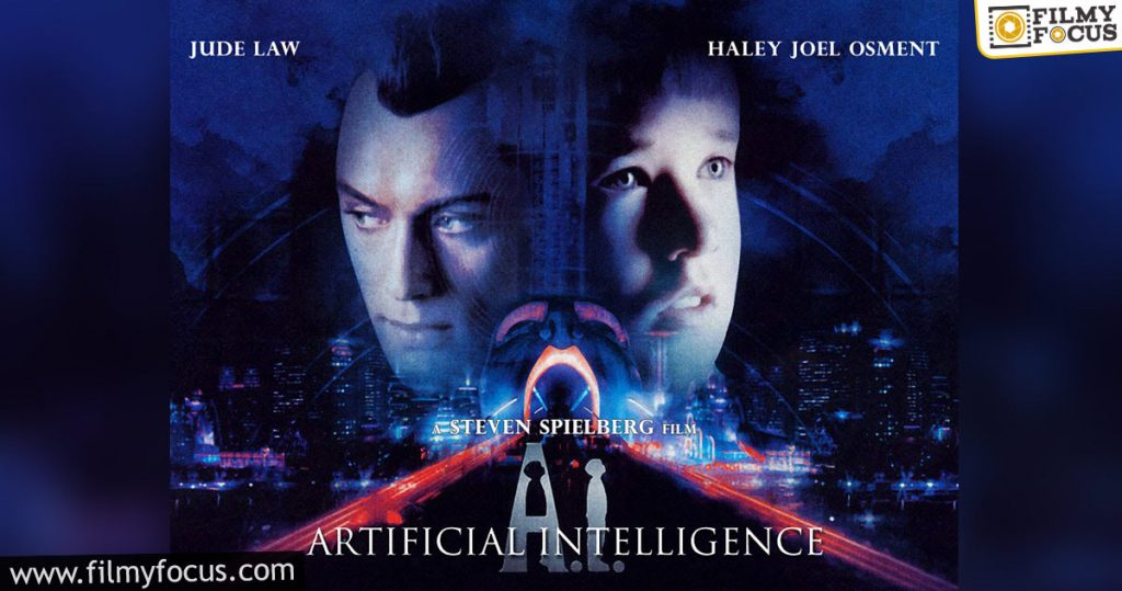8 A.i. Artificial Intelligence Movie