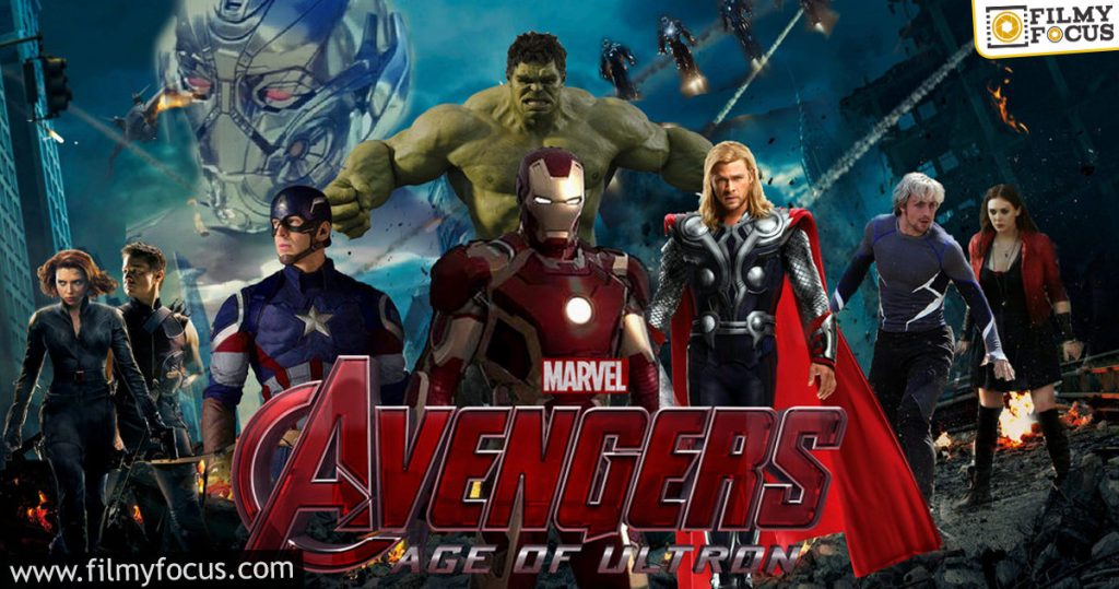 9 Avengers Age Of Ultron Movie