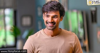 Alludu Seenu Is Back To Work