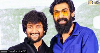 Are Rana And Nani Coming Together For A Multistarrer